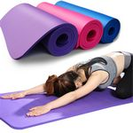 Custom Ultra Thick NBR Yoga Exercise Mats