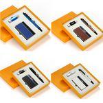 Custom Pen, Card case and 8 GB usb Gift Set