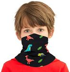 2-Layer Kids Face Mask Youth Neck Gaiter