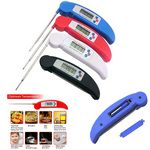 Custom Instant Read Digital Probe Food Thermometer