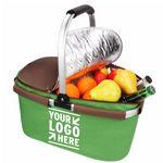 Custom Premium Picnic Cooler Basket