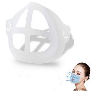 3D Face Mask Bracket for Comfortable Breathing