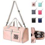 Custom Foldable Travel Duffle Bag