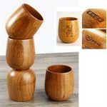 Custom Wooden Tea Cup