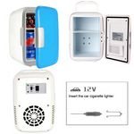 Custom 4L Portable Car Refrigerator Cooler and Warmer