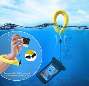 quality design 0f649 75d46 iPhone 7 Waterproof Case W/ Camera Float