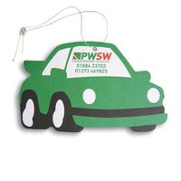 Full Color Car Shape Air Freshener