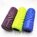Custom Foam Yoga Roller With Closed End