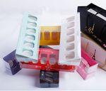Custom Macaroon Packing Box For 6 PCS