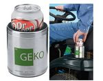 12 Oz. Stainless Steel Hard Shell Beer Can Cooler