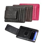 Custom RFID Money Clip Wallet