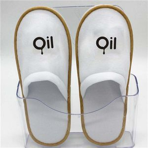 Promotional Product - Disposable Thicken Non-skip Closed-toe Hotel Slipper