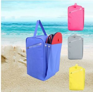 7e4037ad6e Dry Wet Separated Swimming Bag W  Slipper Pocket - LADWB116 - IdeaStage  Promotional Products