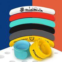 """Soft Slap Bracelets - (8.5 x 1"""")"""