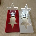 Custom Star Shaped Card Light