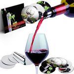 Custom Reusable Wine Pourer