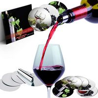 Reusable Wine Pourer