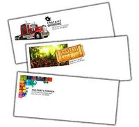 #10 Regular Envelopes - Full Color