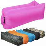Custom Inflatable Lounger Air Sofa Hammock
