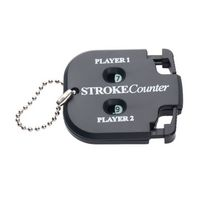 Golf Stroke Score Counter