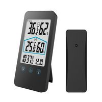Wireless Digital Indoor/Outdoor Thermometer Hygrometer