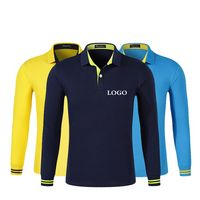 Cotton Sports Long Sleeve Shirt