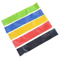 Fitness Latex Resistance Exercise Bands
