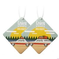 full color Paper Air Fresheners