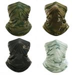 Outdoor UV protection Cooling Neck Gaiter
