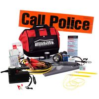 WideMouth Roadside Emergency Kit (63 pieces)