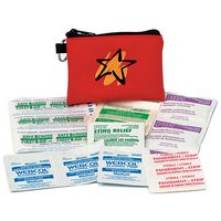Personal First Aid Kit #7 (24 Pieces)