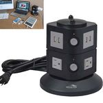 Custom Power Tower w/ USB Charging Station