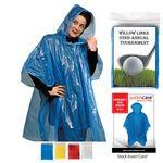 Custom Rain Poncho