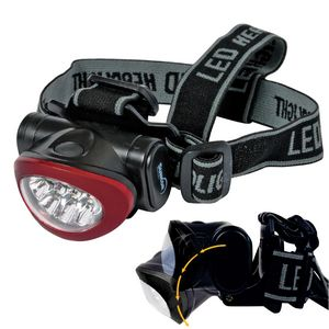 10 LED Headlamp