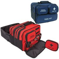 Red Premium Travel Pro Bag