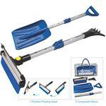 Custom Snowbrush Shovel Combo