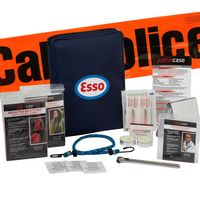 Glovebox Safety Kit/Document Holder (37 pieces)