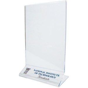 Clear Acrylic Display Stand (5x7)