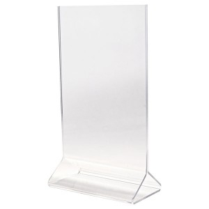 Top Loading Acrylic Frame (11x17)
