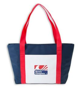 c71d887acb Tempo Insulated Zipper Tote - TB2253 - Swag Brokers