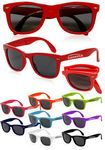 Custom Solid Color Foldable Sunglasses