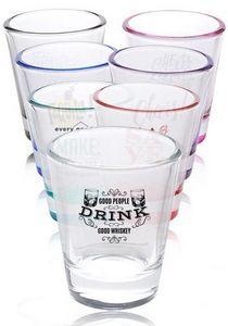 1.75 Oz. Clear Glass Shot Glasses