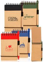 ECO Jotters with Pen