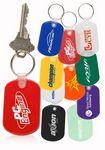 Custom Soft Plastic Keychain