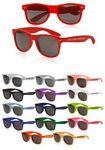 Custom Sunglasses - Plastic Tahiti Glasses