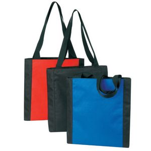 Poly Tote Bag W Heavy Vinyl Backing Tb174 Ideastage Promotional Products
