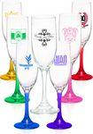 Custom 6.25 Oz. Premiere Flute Champagne Glass