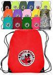 Custom Drawstring Backpacks (14