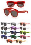 Plastic Tahiti Glasses Sunglasses