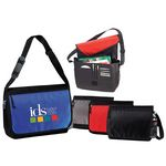 Custom Promotional Computer Messenger Bag